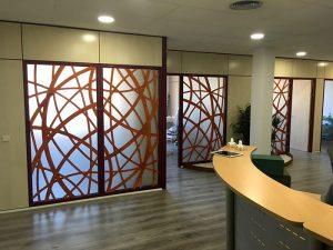 instalaciones de la clínica Láser Alcalá